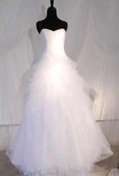 new David's Bridal wedding dresses fall 2012