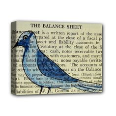"""Bird+Deluxe+Canvas+14""""+x+11""""+(Framed)+Deluxe+Canvas+14""""+x+11""""+(Stretched)"""