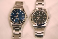 omega seamaster aqua terra watches for men Dream Watches, Fine Watches, Cool Watches, Rolex Watches, Watches For Men, Omega 3, Omega Aqua Terra, Omega Seamaster Planet Ocean, Seamaster Aqua Terra