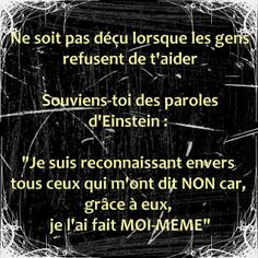 Citation d'Einstein