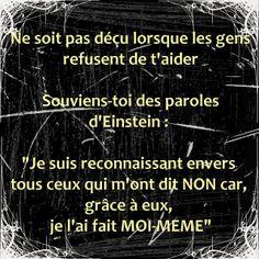 Citation d'Einstein