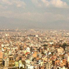 Kathmandu στην πόλη Thamel