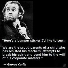 george carlin quotes on religion - Google Search