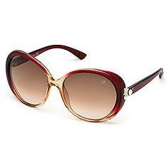 414a244313ee2 Swarovski Ciara Havana Lunettes de soleil - Asian fit