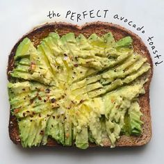 Avocado Toast—you can't get a healthier, easier, or more delicious snack | CookingLight.com