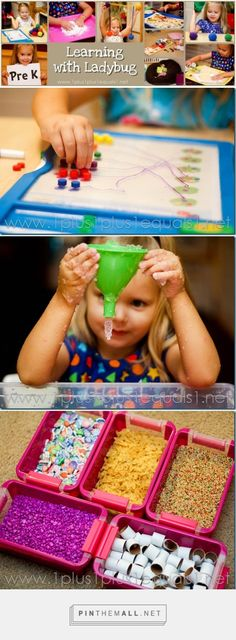 Homeschool Preschool ~ tons of ideas!