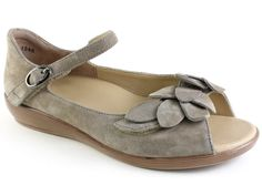 Ziera Dizzy - Women's Closed Heel Sandal, Casual Orthopedic Shoes for Women