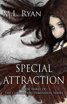 Amazon.com: Special Attraction (The Coursodon Dimension Book 3) eBook: M.L. Ryan: Kindle Store