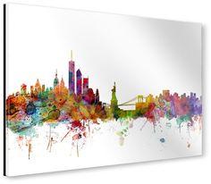 Poster Hyderabad Inspiriert Stadtbild Drucken Wandkunst- verschiedene Gr/ö/ßen Aquarell Rahmen Nicht Inbegriffen