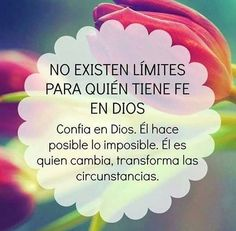 Reflexiones: without limits Quotes French, Spanish Quotes, Christian Messages, Christian Quotes, Christian Pictures, Bible Verses Quotes, Faith Quotes, Biblical Quotes, Jesus Quotes