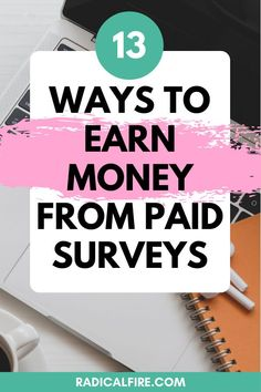 Spending too much time surfing, scrolling up and down, or watching videos on the internet can be boring and takes too much energy from us. You don't have to be stuck on doing that, how about earning some money online? Yes you can, by taking surveys online for money! Find out here some ways on how to earn money through paid surveys. Ways To Earn Money, Money Saving Tips, How To Make Money, Financial Peace, Financial Goals, Earn Extra Cash, Extra Money, Dividend Investing, Creating Wealth