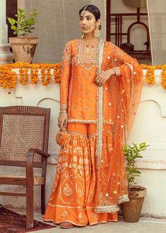Pakistani Fashion Party Wear, Pakistani Wedding Outfits, Bridal Outfits, Pakistani Dresses, Indian Dresses, Indian Outfits, Pakistani Clothing, Shadi Dresses, Pakistani Bridal