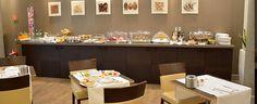 Hotel Nazionale Buffet Breakfast soo good!!