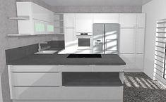 Side By Side Kühlschrank In Küche Integrieren : Die besten bilder von küche küche und esszimmer moderne