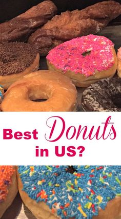 Best Donuts in US? A Must-Try when Visiting Rhode Island- The Daily Adventures of Me Rhode Island, Donut Places, Donuts, Cooking Classes, Foodie Travel, Places To Eat, Love Food, Yummy Food, Tasty