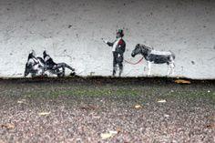 Pablo Delgado #streetart #London #shoreditch #street #art #pablodelgado