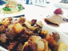 home fries from doug's public kitchen in toronto