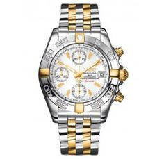 BREITLING GALACTIC CHRONO 39MM STAINLESS STEEL B13358L2/A700 For moreinfo, click this link: http://www.luxurysouq.com/Breitling-Galactic-Chrono-Stainless-Steel-B13358L2-A700