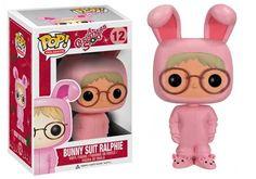 e0a487e19b A Christmas Story Bunny Suit Ralphie Vinyl Figure vy Funko Pop Ralphie A  Christmas Story