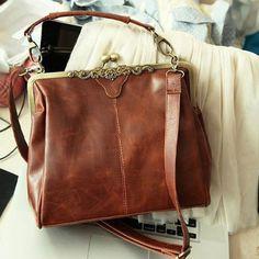 I am so happy to find the Vintage Hollow Satchel Tote Shoulder Bag