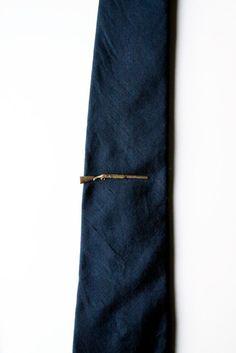 tie clip.