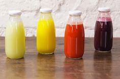 Suco energizante de morango com gengibre | Panelinha - Receitas que funcionam