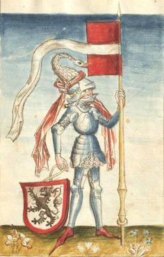 f°5r -- [Ms. germ. qu. 15 - Bellifortis], Conradus Kyeser, Elsaß, [um 1460], urn:nbn:de:hebis:30:2-14639