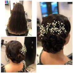 Korábban készítette Noémi ezt a csodás kontyot, hiába van november nem tudtuk kihagyni :)  #instafashion #beautysalon #hairstyle #hairstyles #hairs #hairsalons #hairbunmaker #hair #prilaga #hairfashion #hairbuns #hairsalon #hairdresser #hairbun #hairofinstagram #hairoftheday #konty #menyasszony #kiengedettkonty#magdiszepsegszalon November, Pearl Earrings, Pearls, Hair, Fashion, November Born, Moda, Pearl Studs, Fashion Styles