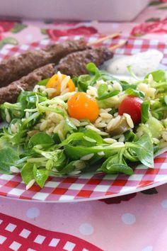 orzo salade