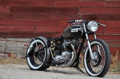 Triumph 650 1964 By Curbside Customs