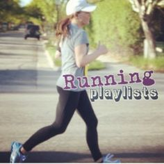 Awesome running playlists! Need this soon for post baby body!!!
