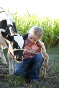 montanamongrel: —Our love for agriculture starts before career fairs and college applications
