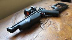 1322 crosman mod with details on the build.
