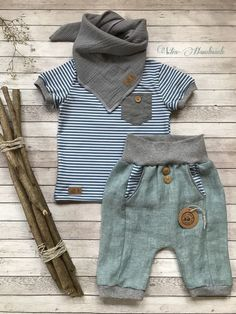 WiA_Hand gemacht - - Baby clothes should be selected. - WiA_Hand gemacht – – Baby clothes should be selected according to w - Handmade Baby Clothes, Baby Clothes Shops, Diy Clothes, Clothes Storage, Baby Clothes Patterns, Clothing Patterns, Baby Boy Fashion, Fashion Kids, Guy Fashion