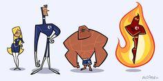 fantasy four CARTOONS   Frederator Studios Blog   2006   October   Original Cartoons Since ...