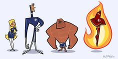 fantasy four CARTOONS | Frederator Studios Blog | 2006 | October | Original Cartoons Since ...