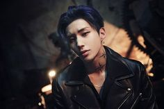 Jongup looked so fujcking good this photo shoot it's like 102% of the reason I actually bought a copy of Noir