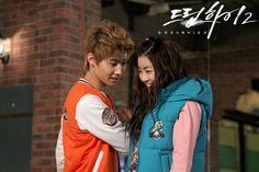 dream high 2 i miss dream high! Dream High 2, Kang Sora, Best Dramas, Korean Dramas, Jo In Sung, I Cant Help It, Asian Love, Jaebum, Korean Actresses