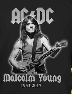 Rock And Roll Bands, Rock N Roll Music, Rock Bands, Acdc Music, Ac Dc Band, Malcolm Young, Vintage Music Posters, Heavy Metal Art, Bon Scott