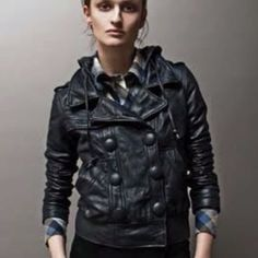 Mike & Chris Leather Jacket
