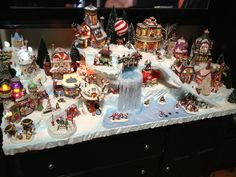 2012 North Pole display | By Nichole Mitchell