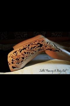 A 3D tattoo
