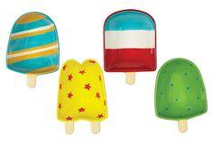 Assortment of 4 Popsicle Tidbit Bowls on OneKingsLane.com