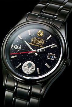 Darth Vader Watch to celebrate 35th Anniversary of Star Wars