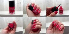 Gate to Neverland: NOTD: Rimmel Salon pro 702 Simply Sizzling
