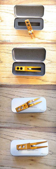 Divot Tools 108166: Scotty Cameron High Roller Clip Pivot Divot Tool Electric Orange Rare New Pga -> BUY IT NOW ONLY: $199.99 on eBay!