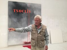 ╔═════════╗ ║❄ #FRAGILE - H beat πλευρά του Fractal ╚═════════╝ Το #κόκκινο, που πολλές φορές το σκεπάζει το μαύρο, πάθος και οργή, δημιουργία και σκοτάδι αγκαλιά, κυριαρχεί στα στοιχειώδη νέα έργα του #Κώστα #Τσόκλη ____________________ Από την Αντιγόνη Καράλη #art #artist #red #exhibition #tsoclis http://fractalart.gr/kostas-tsoklis/