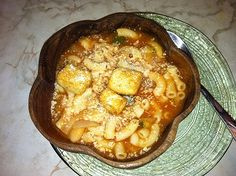 Tuscan BeanVegan soup!  Next week recipes of the week@ www.earthyconsumer.blogspot.com