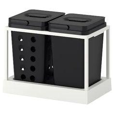 Skapinnredning og skuffeinnredning til ditt kjøkken - IKEA