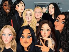 Minas do now United Kawaii Disney, Modern Disney, Galaxy Wallpaper, Screen Wallpaper, Princesas Disney, Bffs, The Unit, Marvel, Instagram